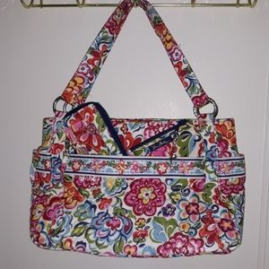 Vera Bradley Hope Garden 3pc Set